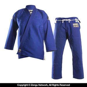 Inverted Gear Blue Panda 2.0 Jiu Jitsu Gi